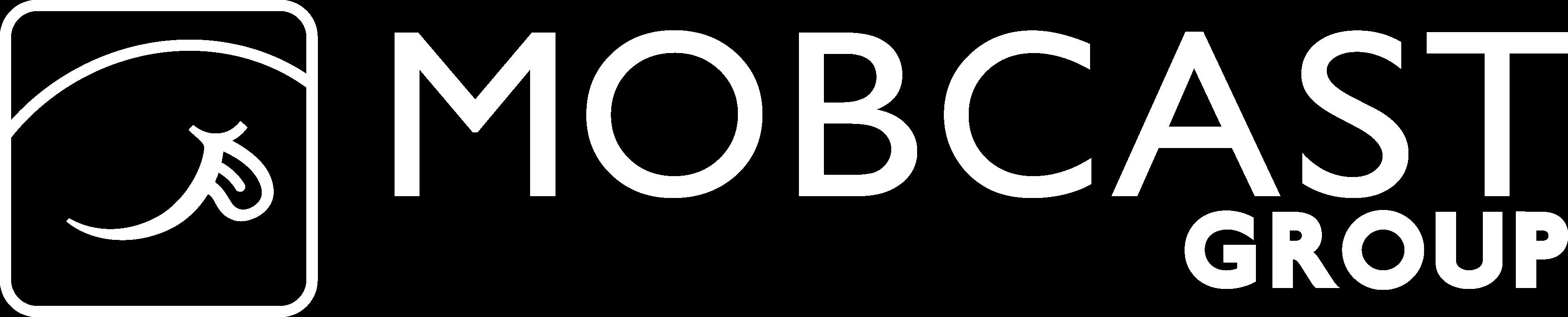 Mobcastロゴ